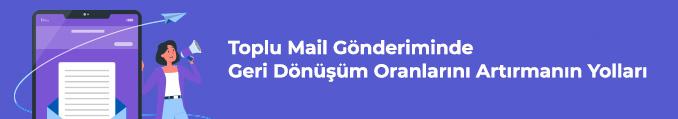 toplu mail gönderimlerinde